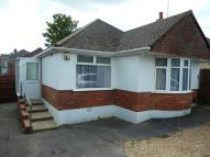 Bungalow in Herbert Avenue, Poole