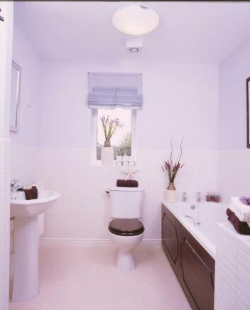 The Bealstead bathroom