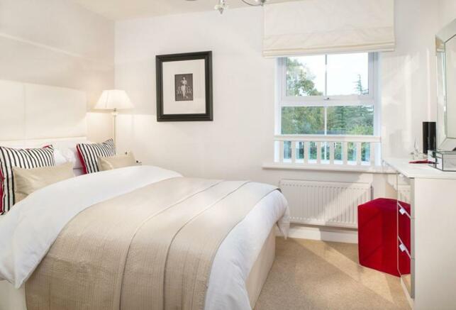 Strathmore Bedroom
