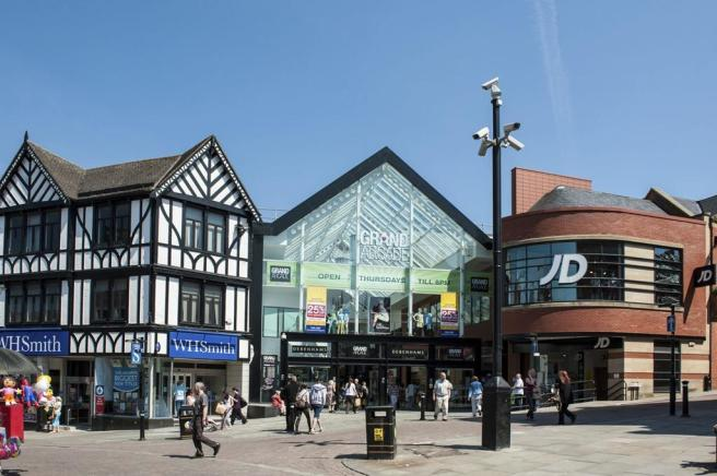 Wigan Town Centre