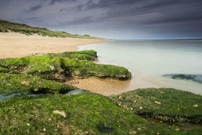 Aberdeenshire coastline