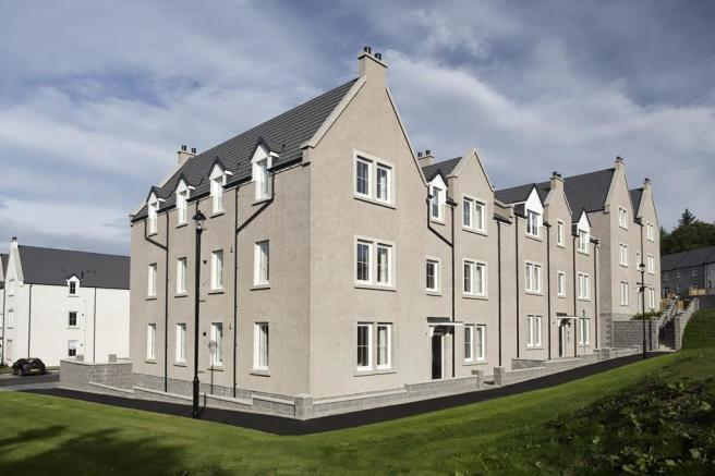 Castlewell apartments