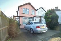 semi detached home in Wellington Road North...