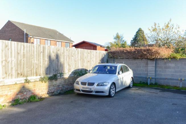 Allocated parking sp