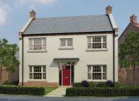 4 bed new house for sale in York Road, Easingwold...