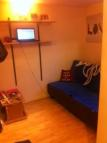 Aldworth Road Studio flat