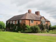 Manor House in Harnage, Shrewsbury, SY5