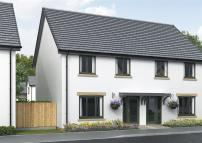 new development for sale in Firth Road, Auchendinny...