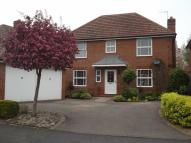 Detached house in St Margaret Road, Ludlow...