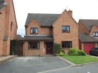 4 bed Detached property in Grove Meadow...