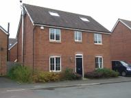 Detached house for sale in Cleobury Meadows...