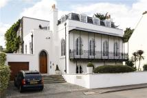 Detached house to rent in Thames Bank, London, SW14