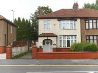 3 bed semi detached house to rent in Warrington Road, PRESCOT...