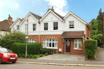 Detached property in The Crosspath, Radlett...