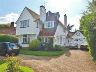 Detached home in Deacons Hill Road...