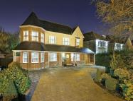 Detached house in Barham Avenue, Elstree...