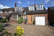 Detached home for sale in Claremont Road...