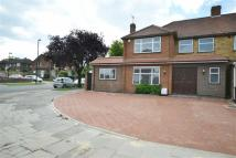 semi detached house for sale in Belgrave Gardens...