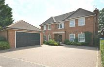 6 bedroom Detached house in Warner Close, Hadley Wood