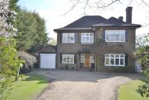 4 bedroom Detached house in Waggon Road, Hadley Wood...