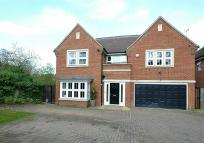Detached home for sale in Douglas Close...