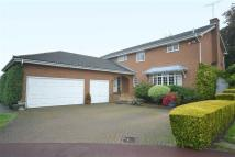 5 bed Detached home in Coombehurst Close...