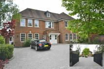 Detached house in Beech Hill, Hadley Wood...