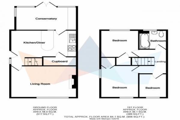48 Cedar Road- Floor