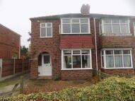 Grange Avenue semi detached house for sale
