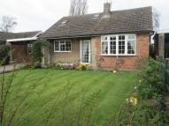 Detached Bungalow for sale in Howbeck Lane, Clarborough