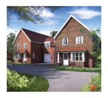 4 bedroom new development in Horsham West Sussex RH13...