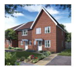 3 bedroom new property for sale in Horsham West Sussex RH13...