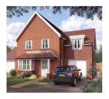 4 bed new home in Horsham West Sussex RH13...