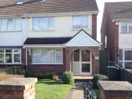 3 bedroom semi detached home in Woodburn Close...