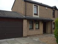 Detached home in Stornoway Crescent...