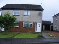 semi detached property in Rosslyn Road, Ashgill...