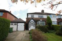 3 bed semi detached property for sale in Green Lane, Timperley...