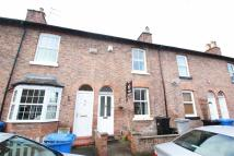 Terraced house in Byrom Street, Hale...