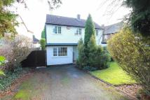 3 bed Detached house in Chapel Lane, Hale Barns