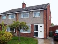 semi detached property in Lyttleton Drive...
