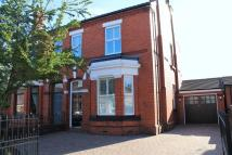 4 bed semi detached property in Dentons Green Lane...
