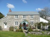 Detached house for sale in Godolphin Cross, Helston