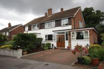 Hermitage Gardens semi detached property for sale