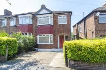Grantock Road semi detached property for sale
