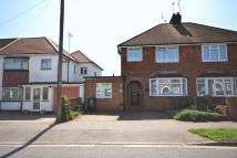 3 bedroom semi detached home for sale in Napsbury Avenue...
