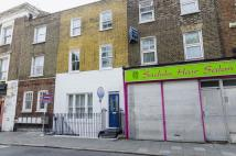 4 bed Terraced house in Copenhagen Street London...