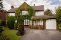 Detached house in Almsford Avenue...