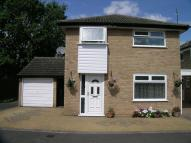 Detached house in Durham Close, Sawtry...
