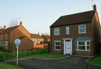 4 bedroom Detached property in Halifax Close, York