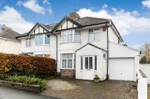 semi detached house for sale in Charis Avenue, Bristol...